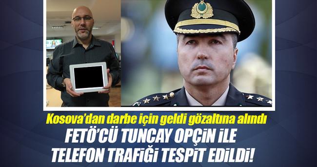 Kosova'dan darbe için geldi gözaltına alındı