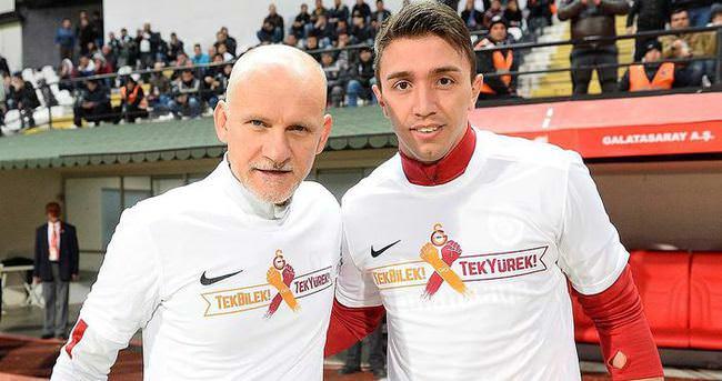 Galatasaray'dan Taffarel'e veda
