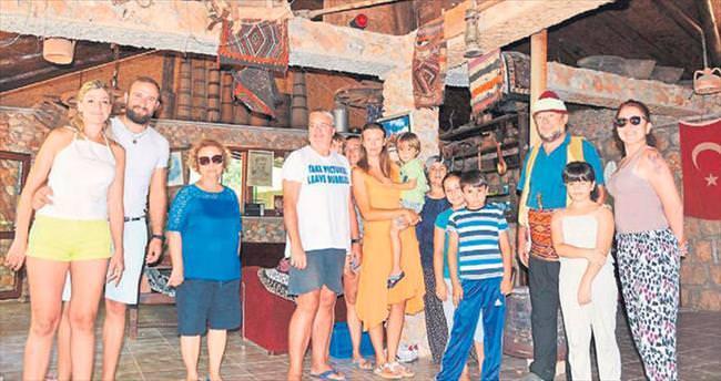 Köy müzesi gibi turistik tesis