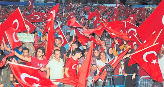 Stk'lar toplandı 'demokrasi' dedi