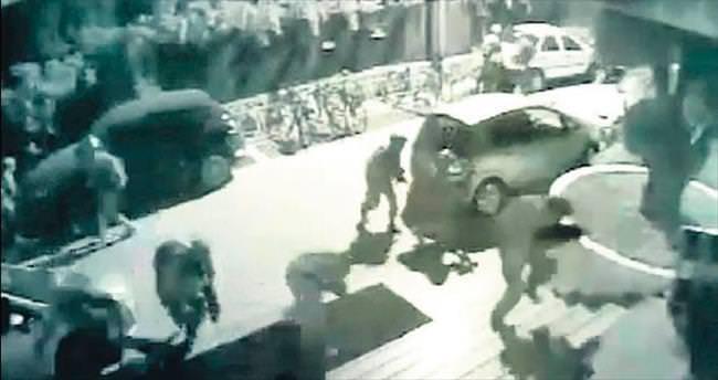 Marmaris'e suikast timi, Yeşilköy'den