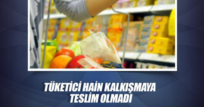 Tüketici ekonomiye sahip çıktı