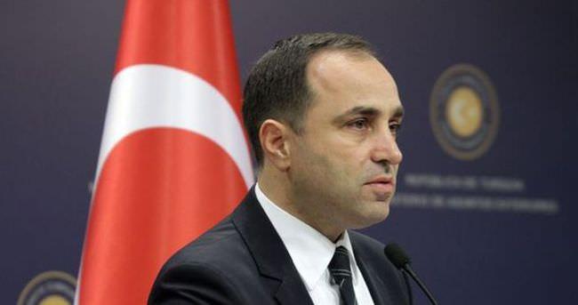 Dışişleri Bakanlığı Sözcüsü Bilgiç'ten 'Katar ve Suudi Arabistan' açıklaması