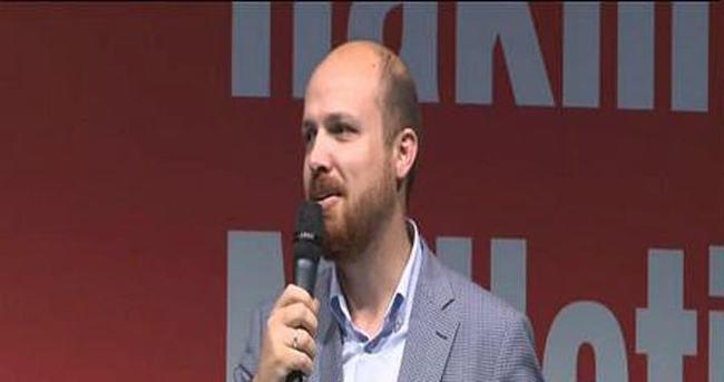 Bilal Erdoğan: Bizler Türkiye ailesine doğan kardeşlermişiz