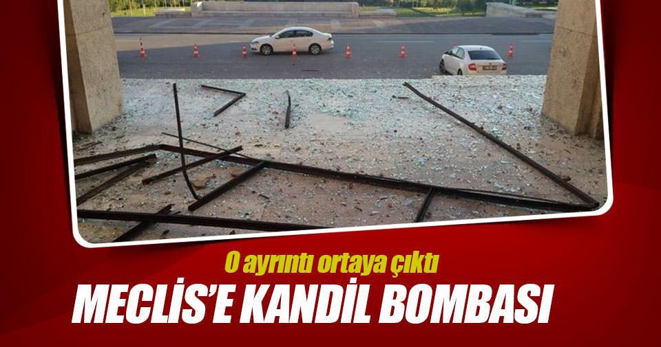 Kandil'e atılan bomba ile Meclis'i vurdular