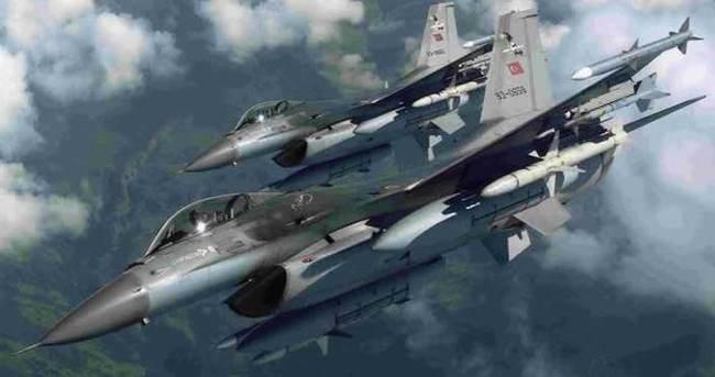PKK'ya hava harekatı: 20 terörist öldürüldü