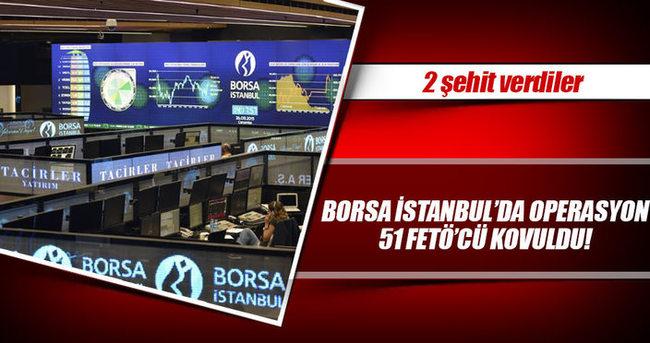 Borsa İstanbul'da 51 kişinin işine son verildi