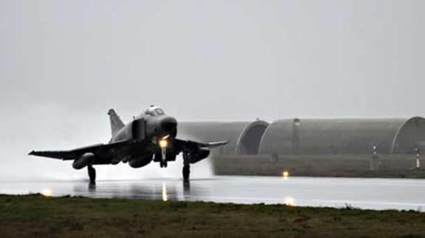 Malatya 7. Ana Jet Üs Komutanlığı'nda görevli 9 pilot gözaltına alındı