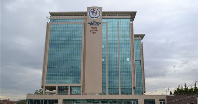 Gençlik ve Spor Bakanlığı'nda 2 bin 345 kişiyi görevden uzaklaştırıldı