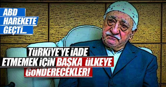 Fetullah Gülen'i Türkiye'ye vermemek için başka ülkeye gönderecekler