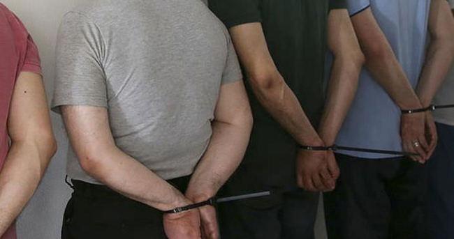 Emniyeti basmaya giden askerler tutuklandı