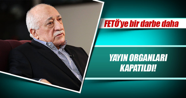FETÖ'nün Azerbaycan'daki yayın organları kapandı