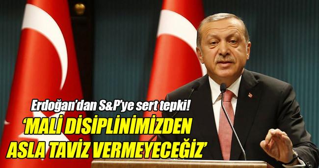Erdoğan'dan yatırımcı ve piyasalara güven mesajı