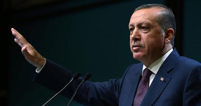 Erdoğan: Olağanüstü hal sıkı yönetim değildir