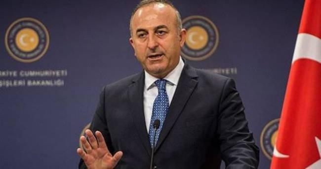 Dışişleri Bakanı Çavuşoğlu'ndan OHAL açıklaması