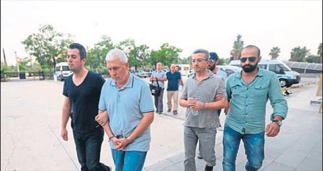Darbeciler tutuklandı