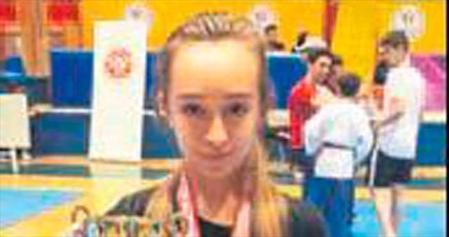 İrem Nur Türkiye şampiyonu
