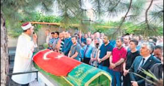 Ulus'ta katledilen Kavlak'a son görev