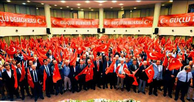 81 vilayete demokrasi anıtı yapılsın