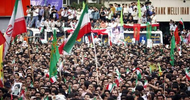 İran'da Sünniler ayaklandı