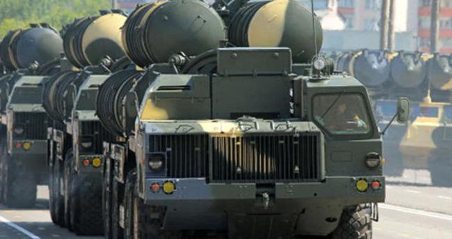 Rusya İran'a füzeleri teslim etti
