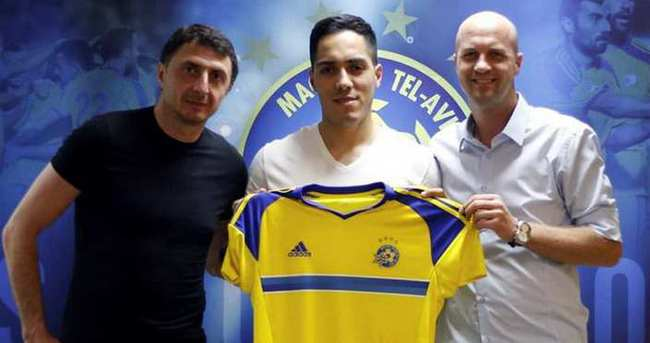 Scarione, Maccabi Tel Aviv'e transfer oldu