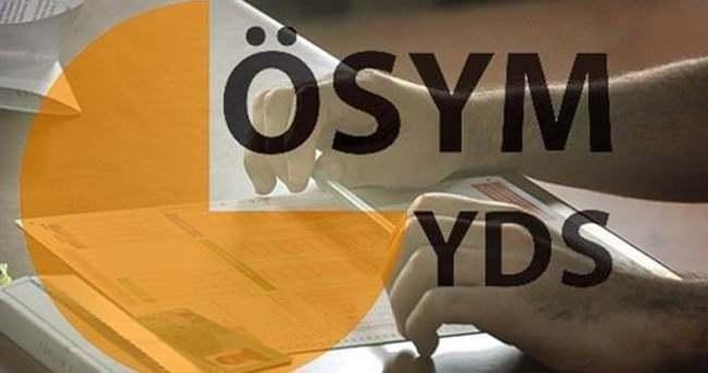 ÖSYM, YDS başvurularının uzaltıldığını açıkladı