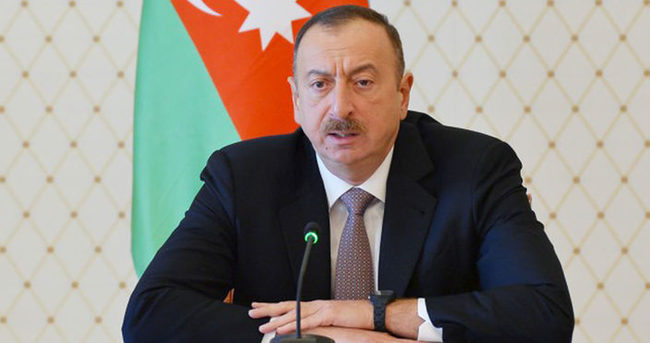 Aliyev Anayasa değişikliği niyetinde