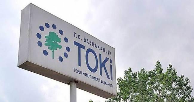 TOKİ'de 22 personel açığa alındı