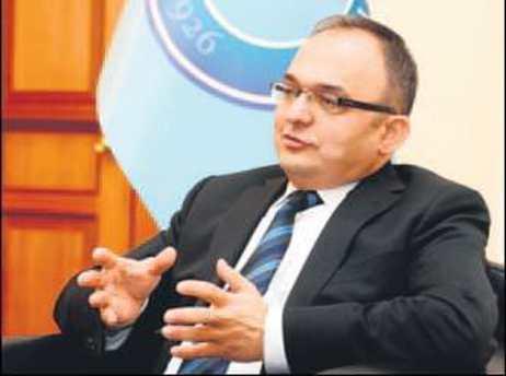 Gazi'nin Paralel rektörü gözaltında