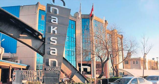 Naksan Holding'de arama başlatıldı