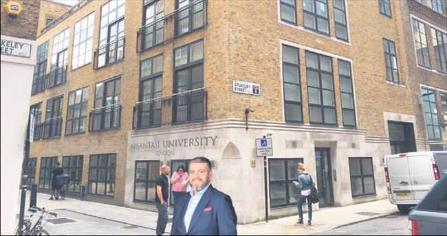 Londra'da ilk Türk üniversitesi