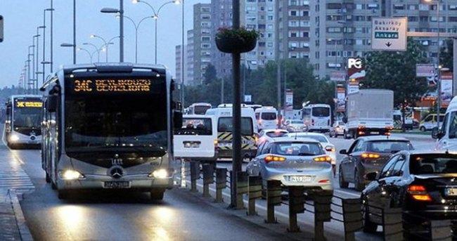 İstanbul'da ücretsiz toplu ulaşım süresi uzatıldı