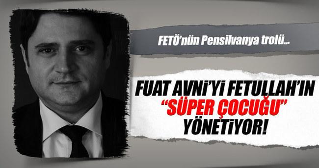 Fuat Avni'yi Fetullah'ın Süper Çocuğu yönetiyor