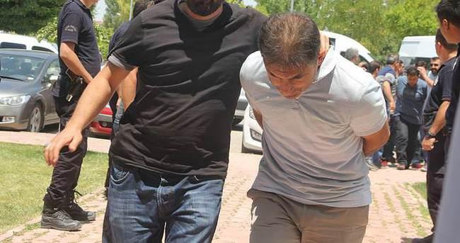 Konya 3. Ana Jet Üssü Harekat Komutanı Mustafa Ertürk tutuklandı