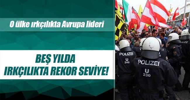 Macaristan ırkçılıkta Avrupa lideri