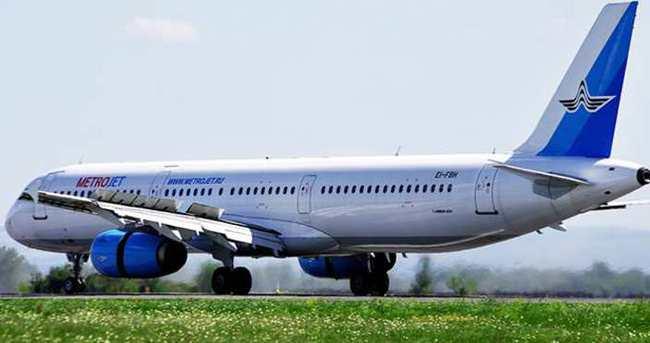 Rusya uçuşlara yönelik kısıtlamaları kaldırdı