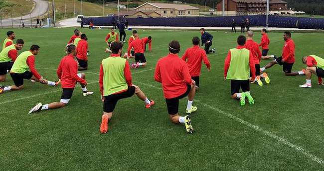 Antalyaspor 3 hazırlık maçı yapacak