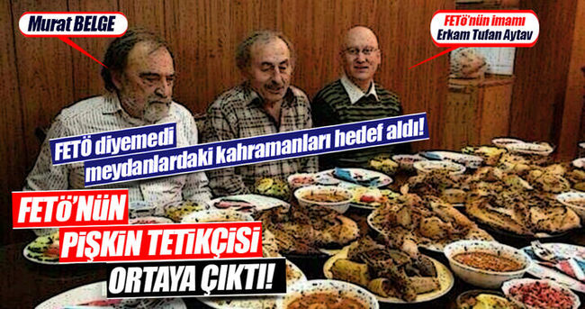 Murat Belge darbecileri değil halkı hedef aldı!