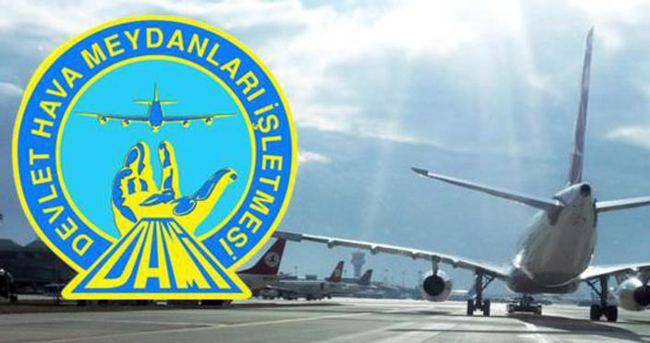 Havalimanı'nda FETÖ bağlantılı 139 kişi açığa alındı