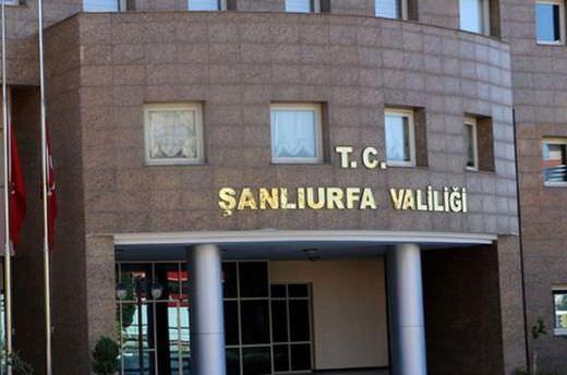 Şanlıurfa'da 692 kamu görevlisi açığa alındı!