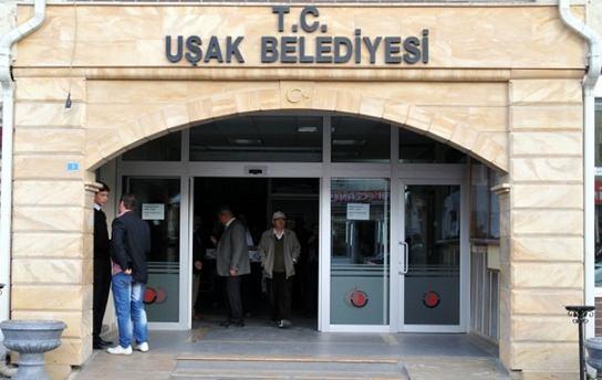 Uşak Belediyesi'nde 49 kişi görevden uzaklaştırıldı!
