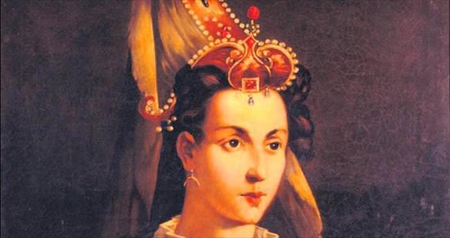 Servet kraliçesinin Osmanlı sırları