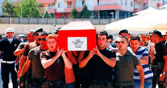 PKK'ya baskında 3 polis şehit oldu