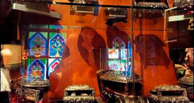 Gülen'in tapınak gibi gizli odası