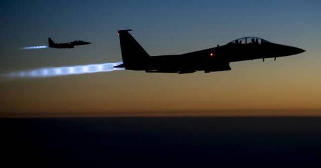PKK hedefleri vuruldu