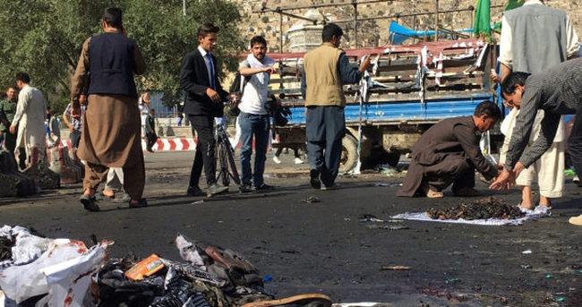 Afganistan'da kanlı saldırı: 61 ölü
