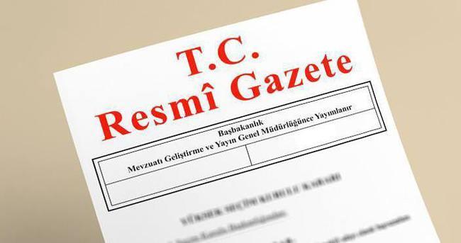 Danıştay Kanunu Resmi Gazete'de yayımlandı!