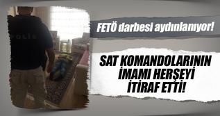 SAT'çı suikastçıların imamı tutuklandı