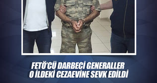 Darbeci generaller Düzce'ye sevk edildi!